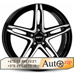 Диски Alutec Poison 6x15 4x100 ET38 D63,3 DiamondBlackFrontPolished CHN