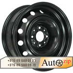 Диски Kronpriz RE515021 6x15 4x100 ET50 D60 Black DEU