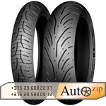 Мотошина Michelin Pilot Road 4 180/55R17 73W R TL лето ESP