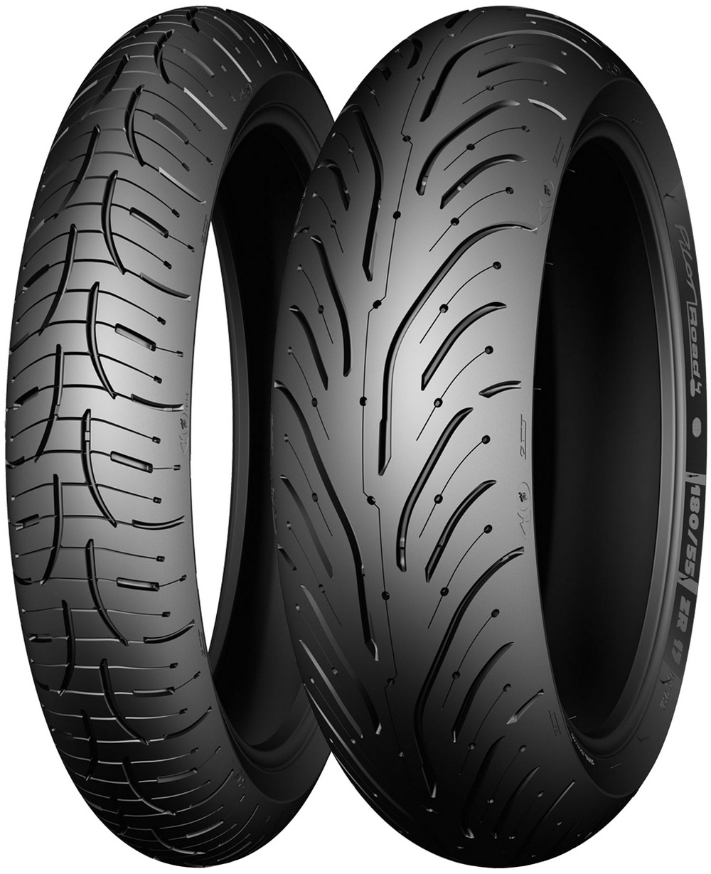 Мотошина задняя Michelin Pilot Road 4 180/55R17 73W