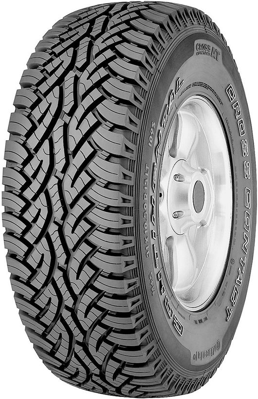 Шины Continental ContiCrossContact AT 205/70R15 96T лето GBR