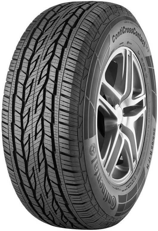 Летние шины Continental ContiCrossContact LX2 255/60R18 112T