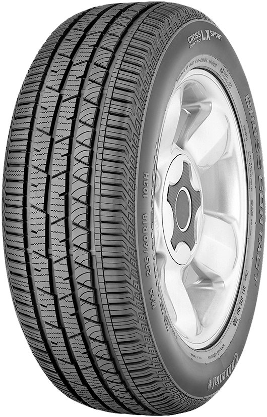 Летние шины Continental ContiCrossContact LX Sport 275/45R21 110Y