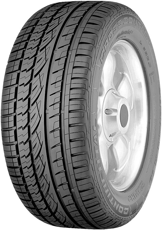 Летние шины Continental ContiCrossContact UHP 255/55R18 105W