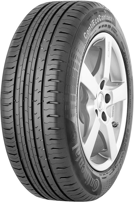 Летние шины Continental ContiEcoContact 5 235/60R18 107V