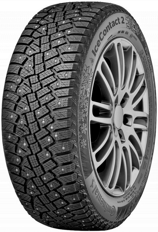 Зимние шины Continental IceContact 2 225/50R17 98T