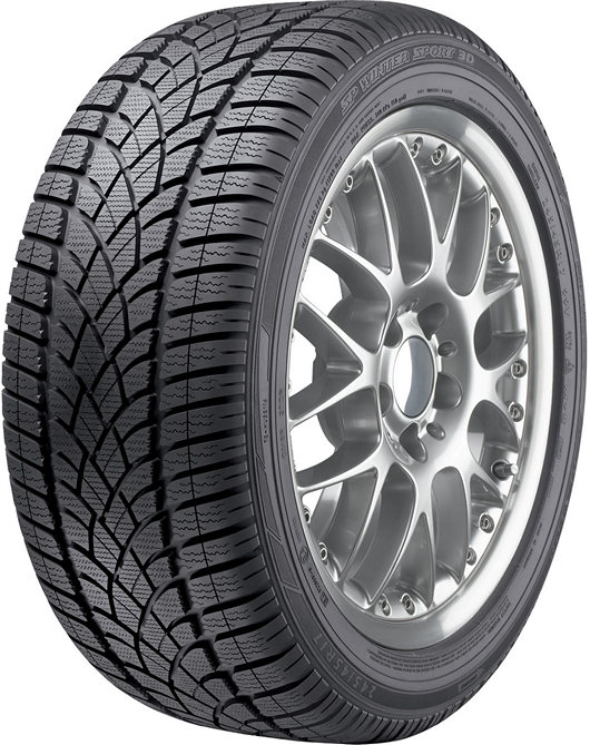 Зимние шины Dunlop SP Winter Sport 3D 255/40R18 95V