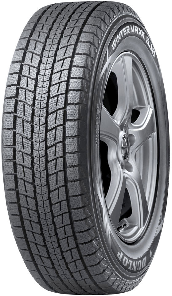 Зимние шины Dunlop Winter Maxx SJ8 255/65R17 110R