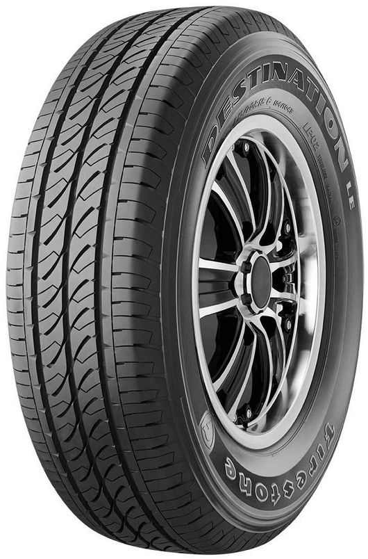 Летние шины Firestone Destination LE-02 235/60R18 103H