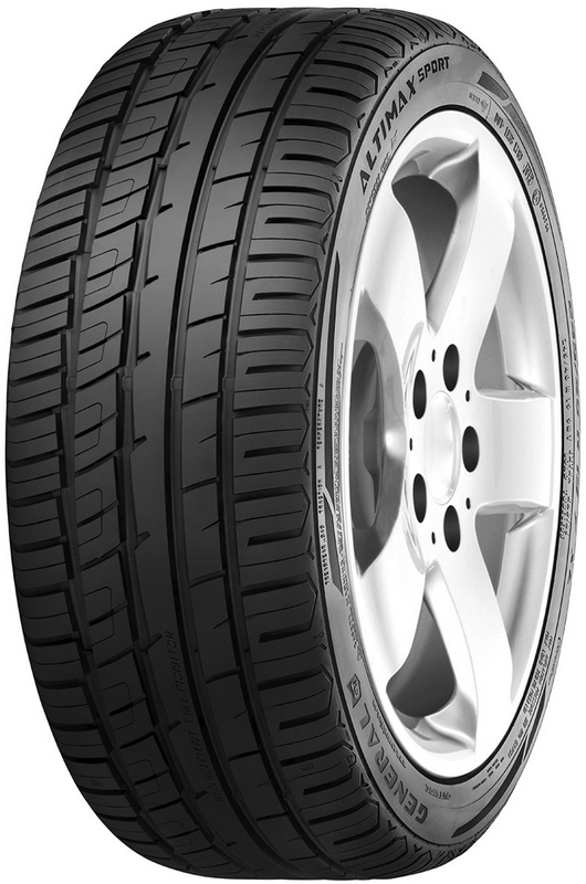 Летние шины General Altimax Sport 275/40R19 101Y