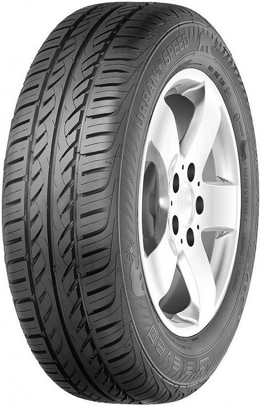 Летние шины Gislaved Urban*Speed 165/65R13 77T
