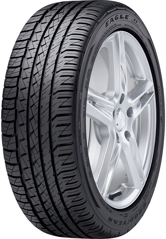 Летние шины GoodYear Eagle F1 Asymmetric 235/50R17 96Y
