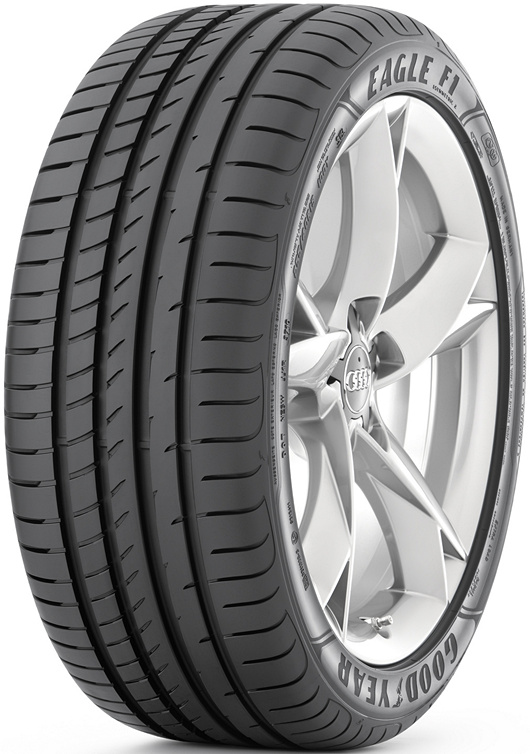 Летние шины GoodYear Eagle F1 Asymmetric 2 235/50R18 101W