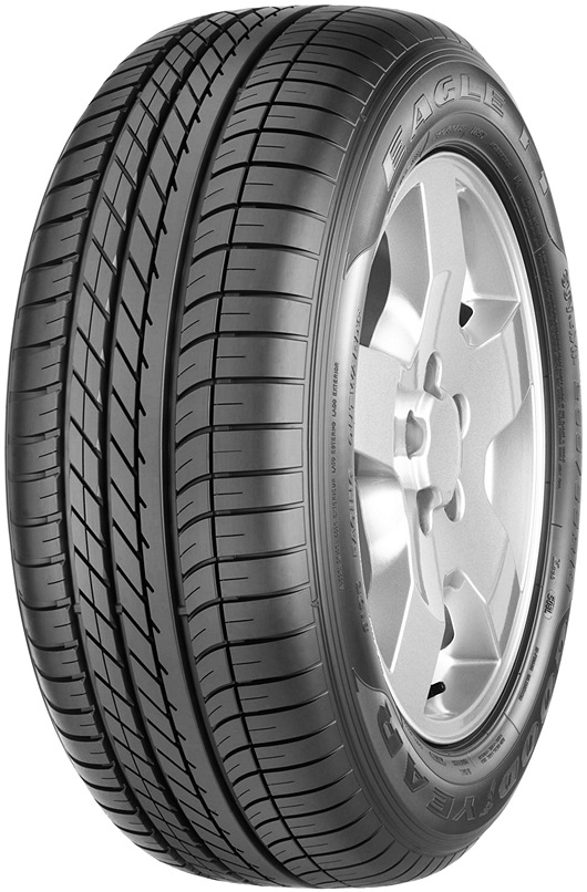 Летние шины GoodYear Eagle F1 Asymmetric SUV 285/45R19 111W