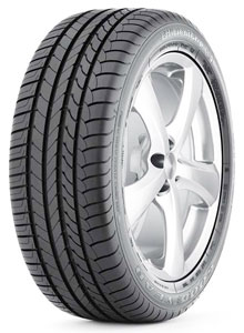 Летние шины GoodYear EfficientGrip 255/45R20 101Y