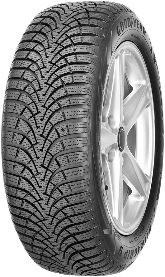 Зимние шины GoodYear UltraGrip 9+ 195/60R16 93H