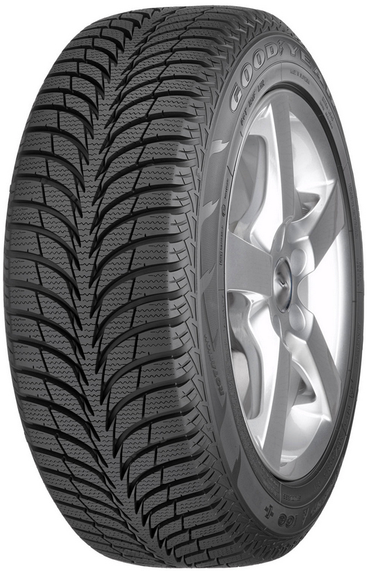 Зимние шины GoodYear UltraGrip Ice+ 205/55R16 91T