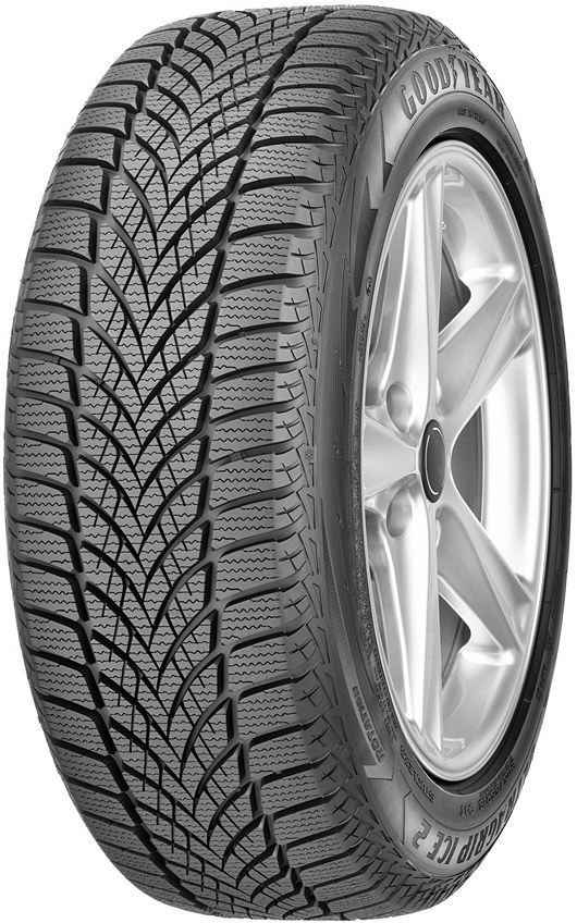 Шины GoodYear UltraGrip Ice 2 245/45R19 102T зима SVN