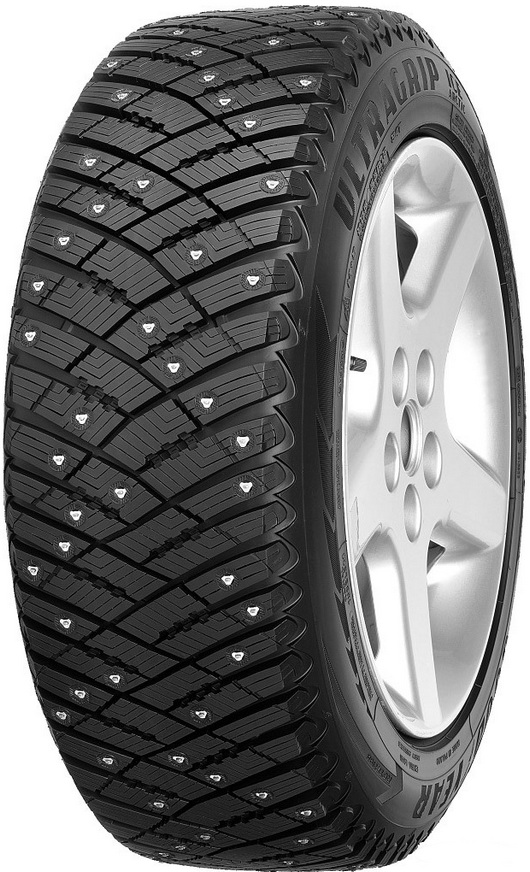 Шины GoodYear UltraGrip Ice Arctic 245/45R19 102T зима POL