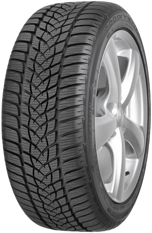Зимние шины GoodYear UltraGrip Performance 2 ROF 205/55R16 91H
