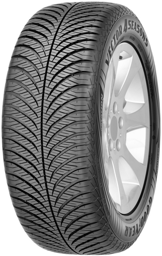 Всесезонные шины GoodYear Vector 4Seasons Gen-2 225/40R18 92Y