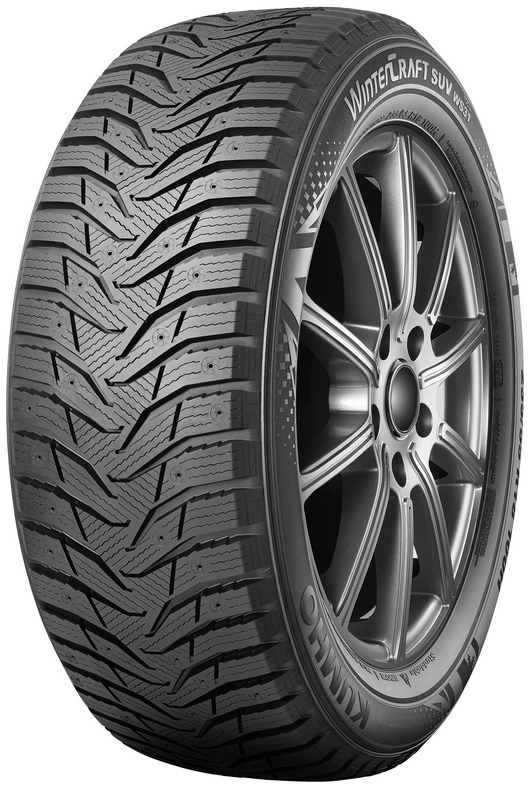 Шины Kumho WinterCraft SUV Ice WS31 255/50R19 107T зима KOR