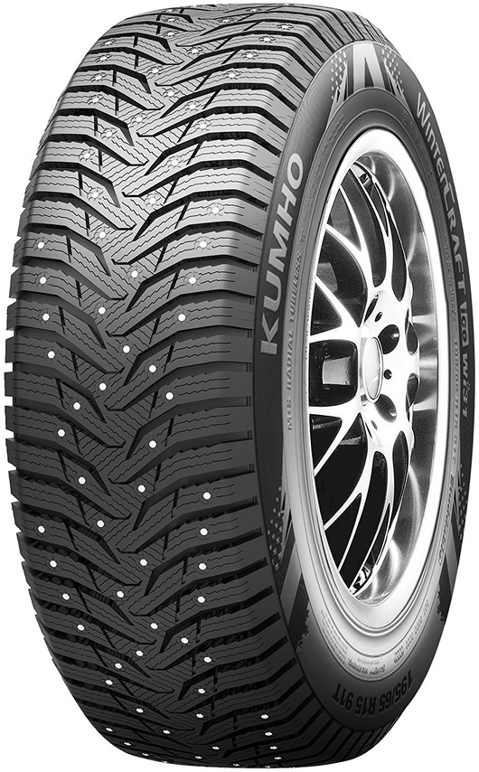 Зимние шины Kumho WinterCraft ice Wi31 185/70R14 88T