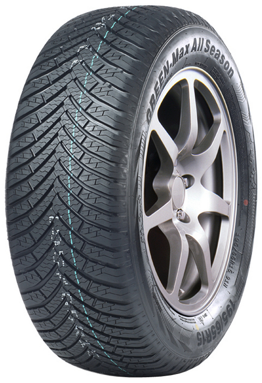 Всесезонные шины LingLong Green-Max ALL Season 195/70R14 91T