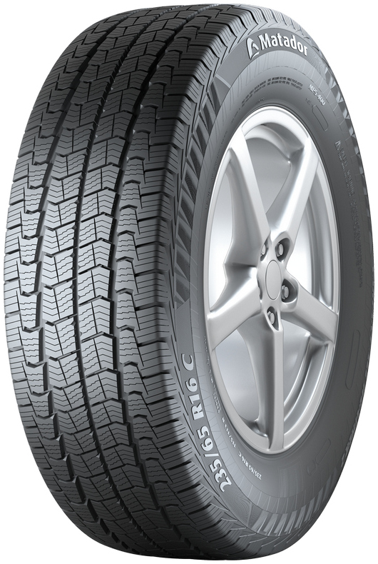 Всесезонные шины Matador MPS400 Variant All Weather 2 195/70R15C 104/102R