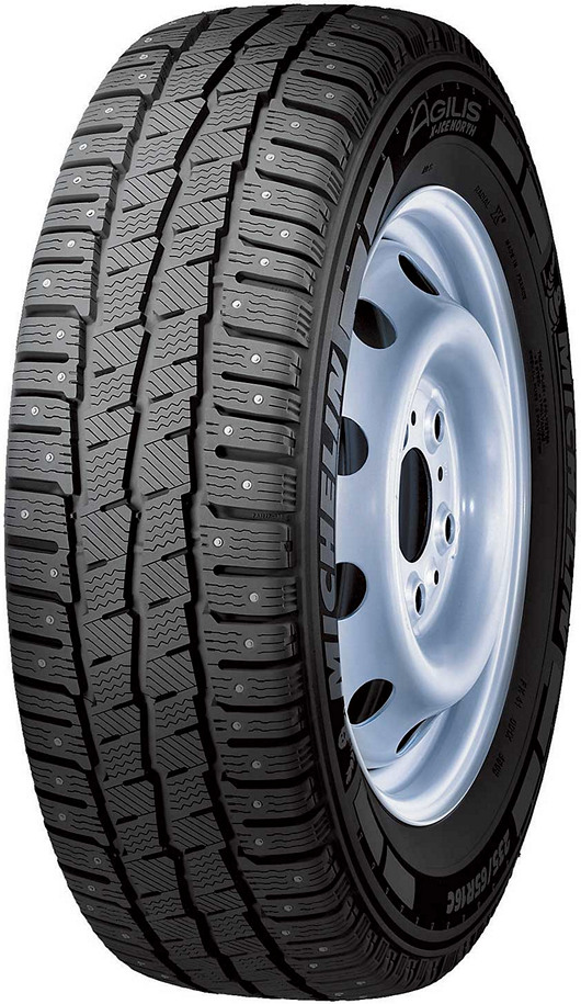 Зимние шины Michelin Agilis X-Ice North 215/75R16C 116/114R