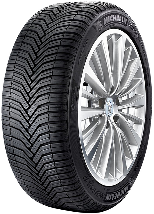 Летние шины Michelin CrossClimate+ 195/55R16 91V