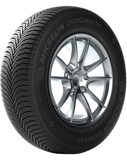 Летние шины Michelin CrossClimate SUV 235/50R18 101V
