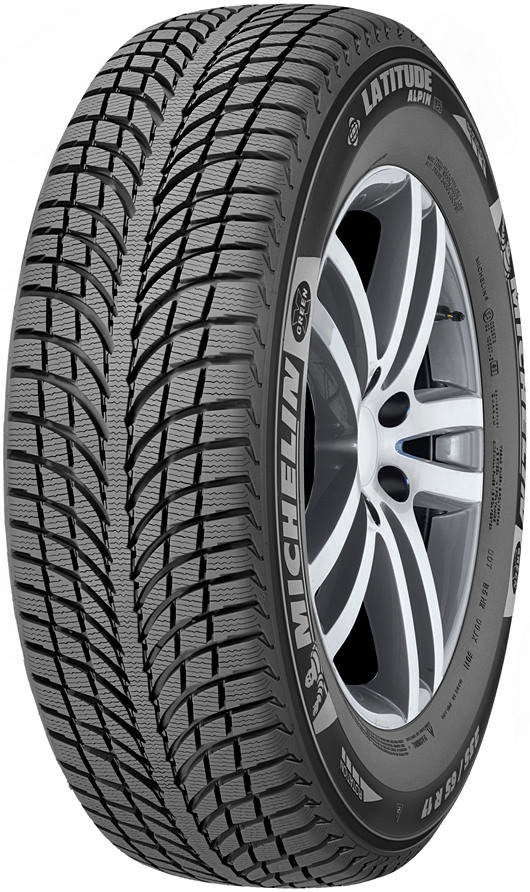 Зимние шины Michelin Latitude Alpin 2 235/60R18 107H