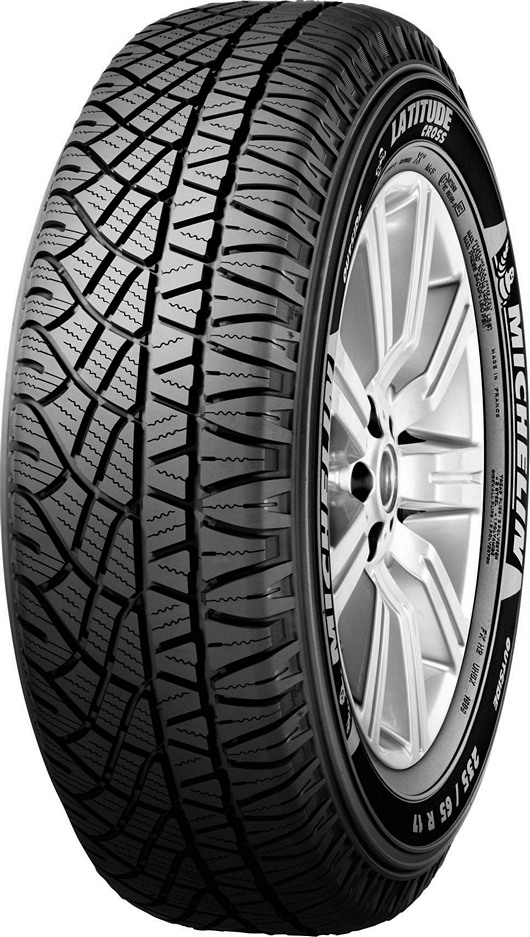 Летние шины Michelin Latitude Cross 235/70R16 106H