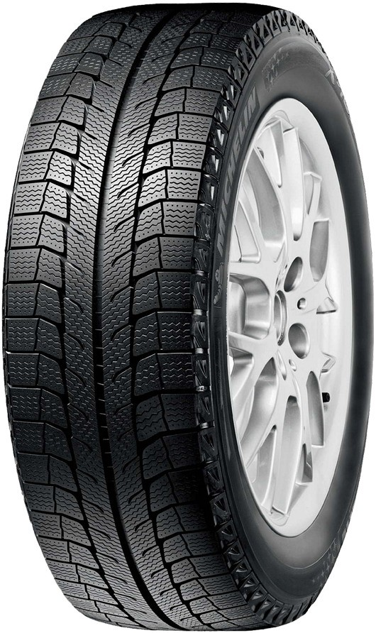 Зимние шины Michelin Latitude X-Ice 2 275/70R16 114T