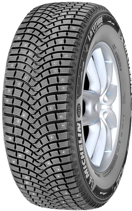 Зимние шины Michelin Latitude X-Ice North 2+ 255/45R20 105T