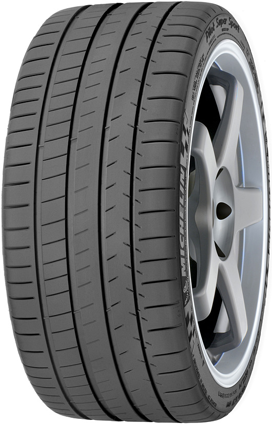 Летние шины Michelin Pilot Super Sport 225/45R18 95Y