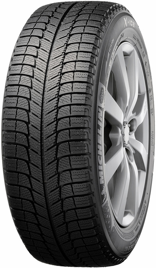 Шины Michelin X-Ice 3 245/45R19 102H зима FRA
