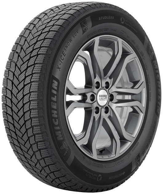 Зимние шины Michelin X-Ice Snow SUV 255/55R18 109T