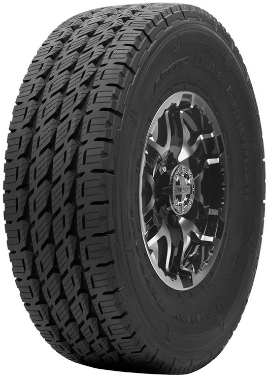 Летние шины Nitto Dura Grappler Highway Terrain 275/70R16 114H