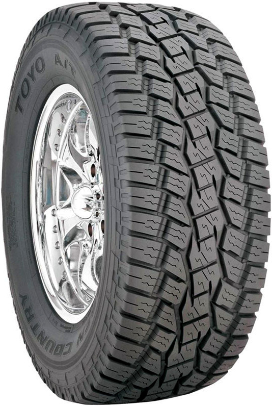 Летние шины Toyo Open Country A/T 245/75R17 121/118S
