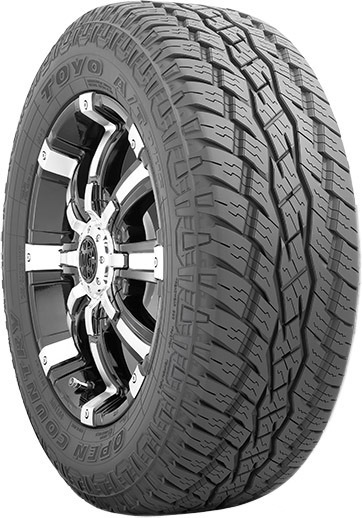 Летние шины Toyo Open Country A/T Plus 275/45R20 110H
