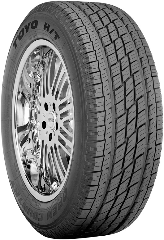 Летние шины Toyo Open Country H/T 235/65R16 101S