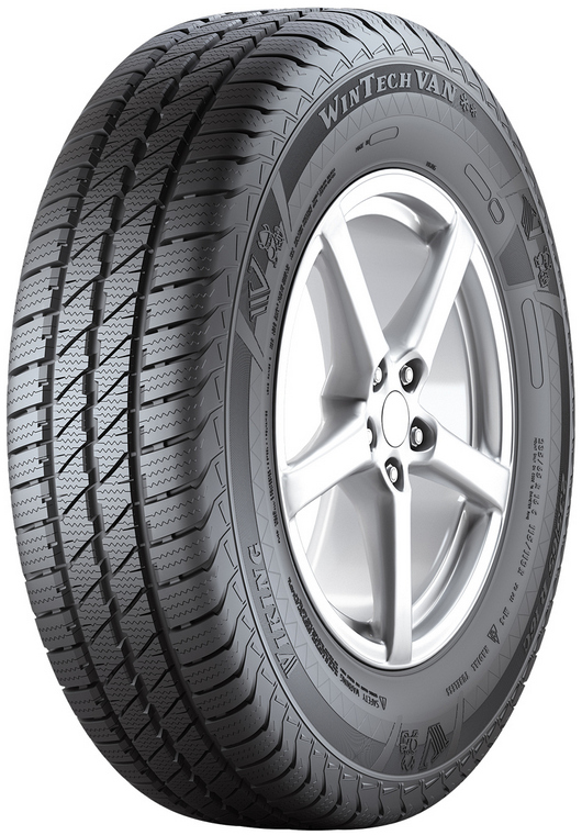 Зимние шины Viking Wintech VAN 235/65R16C 115/113R