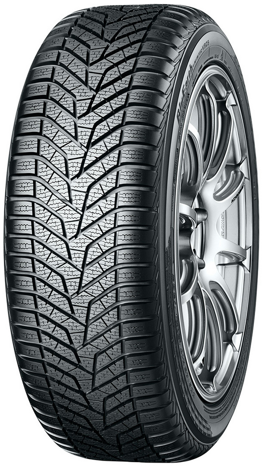 Зимние шины Yokohama BluEarth Winter V905 245/45R18 100V